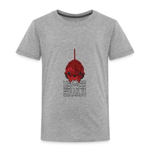 msn 06s sinanju 2 - Toddler Premium T-Shirt