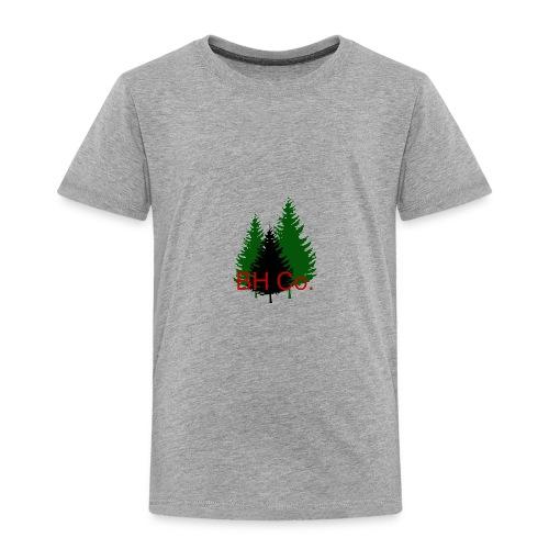 EVERGREEN LOGO - Toddler Premium T-Shirt