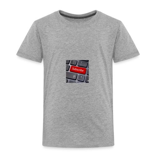 my first hoodie - Toddler Premium T-Shirt