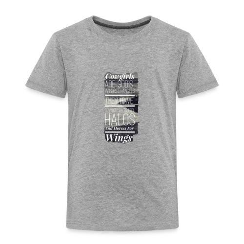 GODS Angels - Toddler Premium T-Shirt