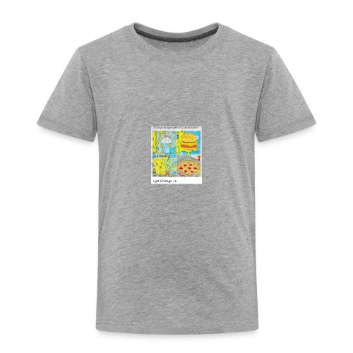 thing I would eat - Toddler Premium T-Shirt