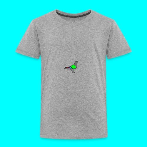 Pigeon - Toddler Premium T-Shirt