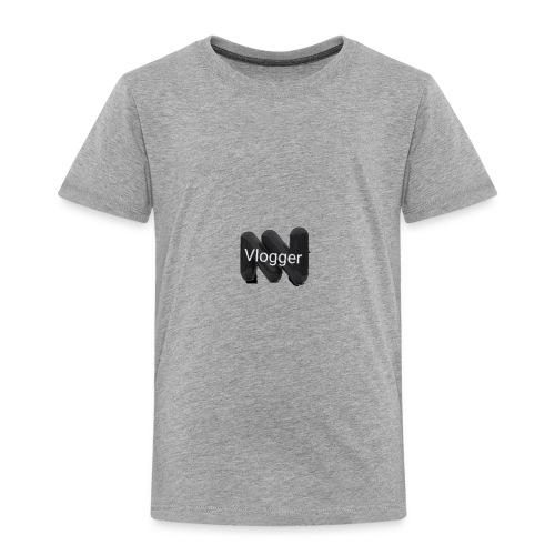 Status vlogger - Toddler Premium T-Shirt