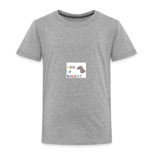 KING OF GALAXY - Toddler Premium T-Shirt