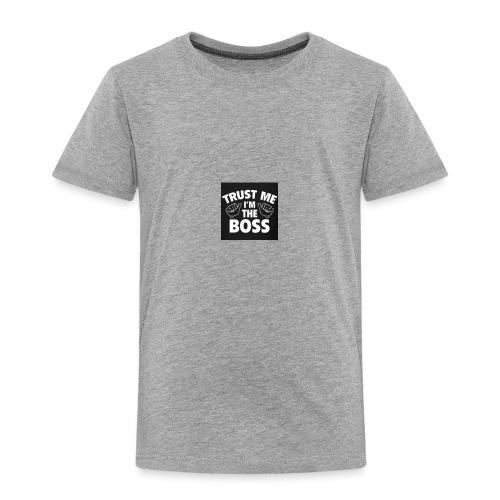 images 2 boss for life ayye hhnjfffggghhhhhhjjugdg - Toddler Premium T-Shirt