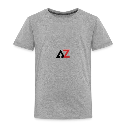 AZ Management logo - Toddler Premium T-Shirt