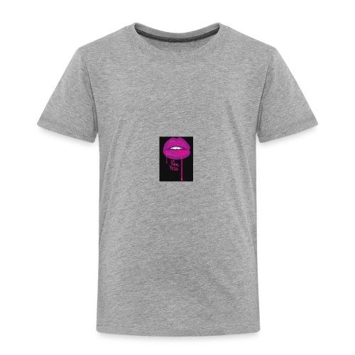 lean kiss - Toddler Premium T-Shirt