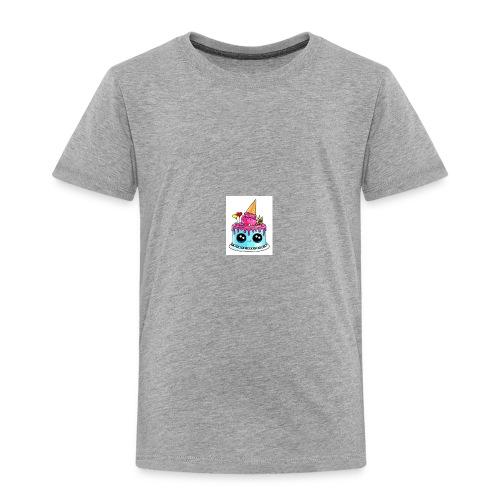 cute cake - Toddler Premium T-Shirt