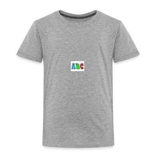 ABC - Toddler Premium T-Shirt