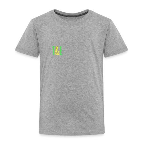 Official Youth T-shirt T&E - Toddler Premium T-Shirt