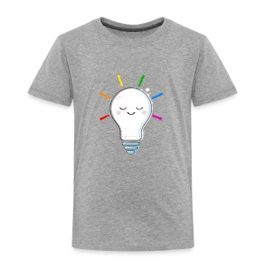 Lighten Up - Toddler Premium T-Shirt