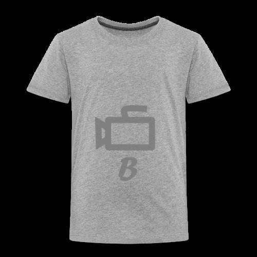 The B Logo - Toddler Premium T-Shirt