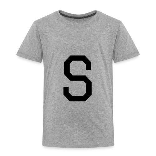 Serge (Capital S) - Toddler Premium T-Shirt