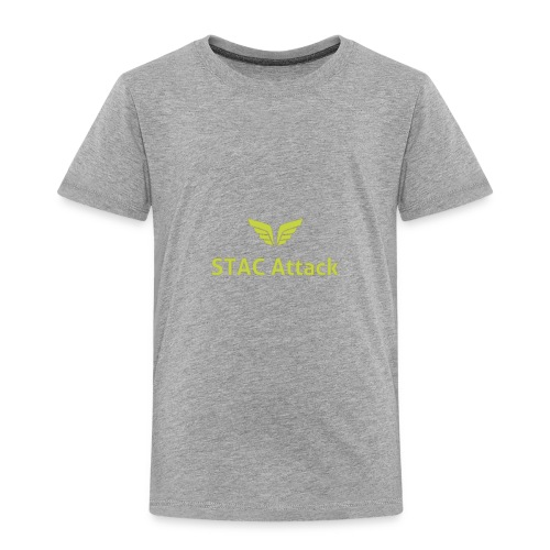 STAC Attack Pack - Toddler Premium T-Shirt