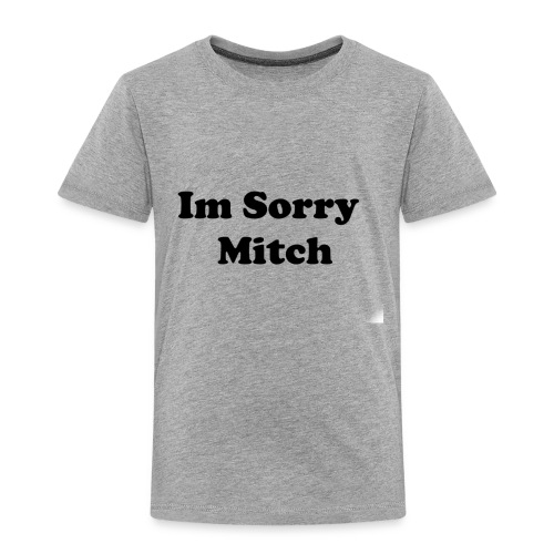 mitch - Toddler Premium T-Shirt