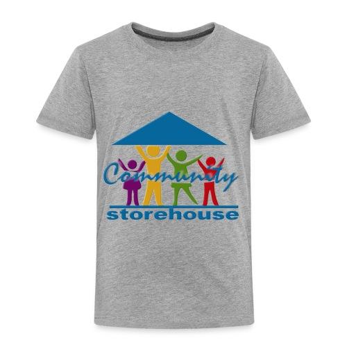Storehouse Logo Series - Toddler Premium T-Shirt