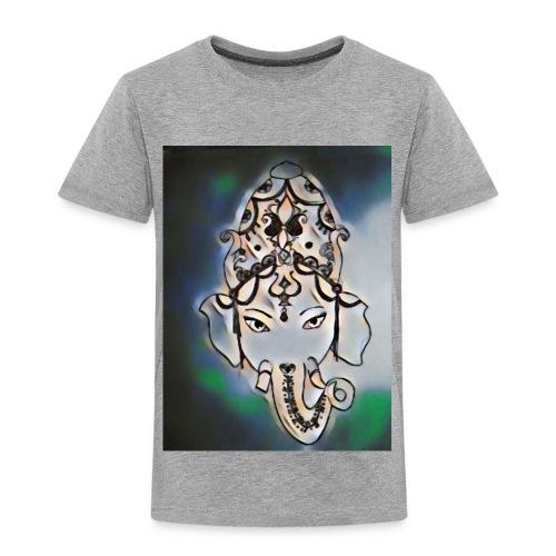 India henna dark - Toddler Premium T-Shirt