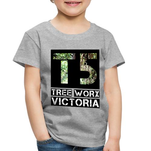 T5 Tree Worx Stencil - Toddler Premium T-Shirt