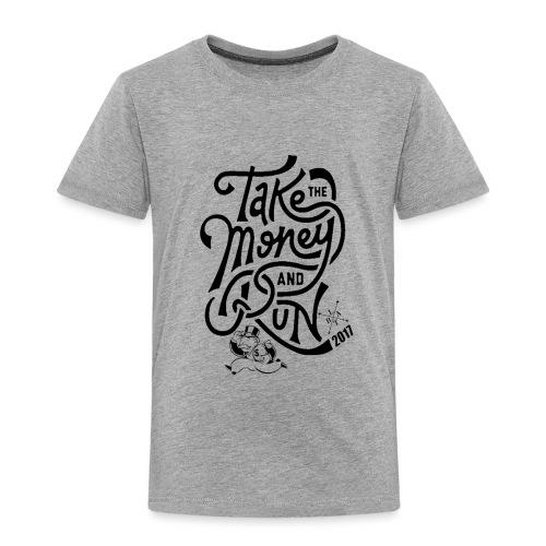 moneybig - Toddler Premium T-Shirt