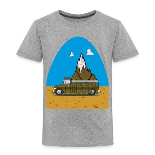 faith moves mountains 2018 - Toddler Premium T-Shirt