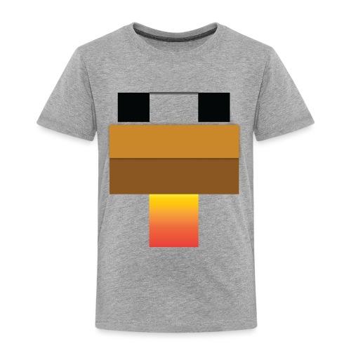 chicken Head - Toddler Premium T-Shirt