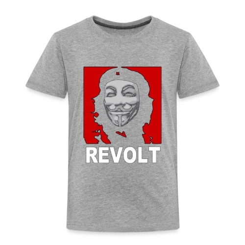 Anonymous Che Revolt Mugs & Drinkware - Toddler Premium T-Shirt