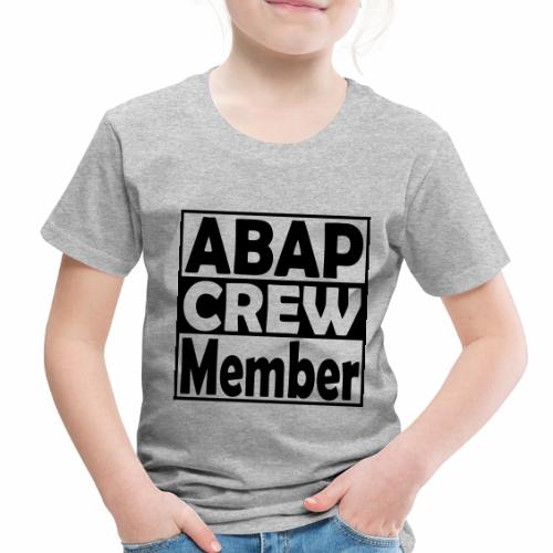 ABAPcrew - Toddler Premium T-Shirt