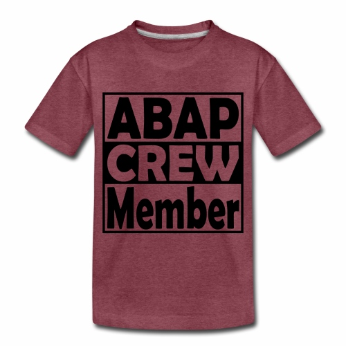 ABAPcrew - Toddler Premium T-Shirt