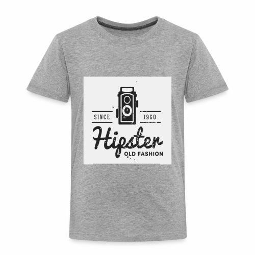 hipster4 - Toddler Premium T-Shirt
