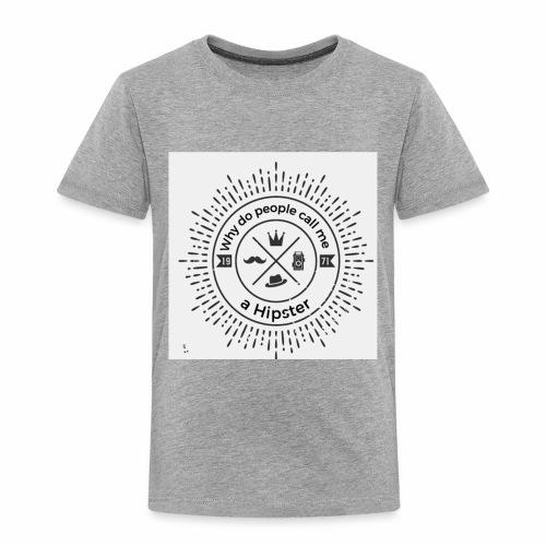 hipster5 - Toddler Premium T-Shirt