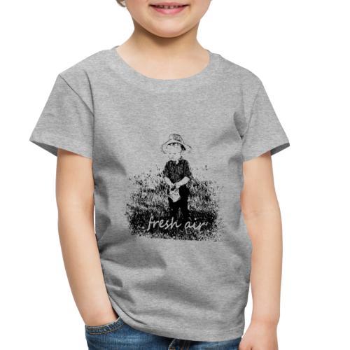 Fresh Air - Toddler Premium T-Shirt