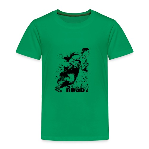 Just Rugby - Toddler Premium T-Shirt