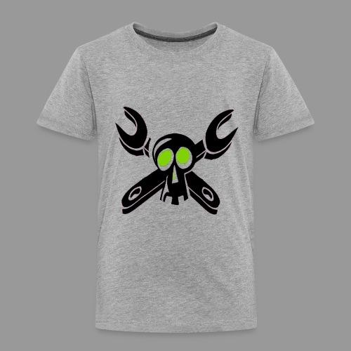 Grease Monkey - Toddler Premium T-Shirt