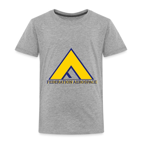 Federation Aerospace - Toddler Premium T-Shirt