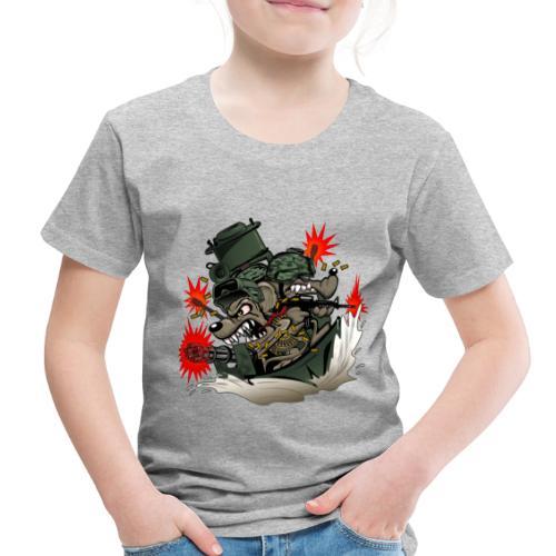 River Rats - Toddler Premium T-Shirt
