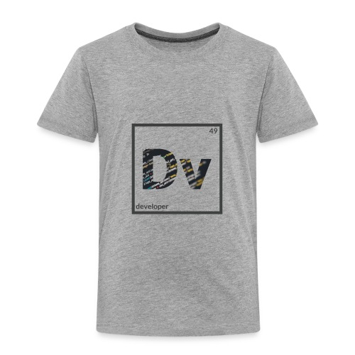 Developer - Toddler Premium T-Shirt