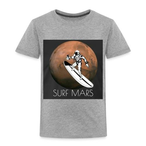 space surfer - Toddler Premium T-Shirt