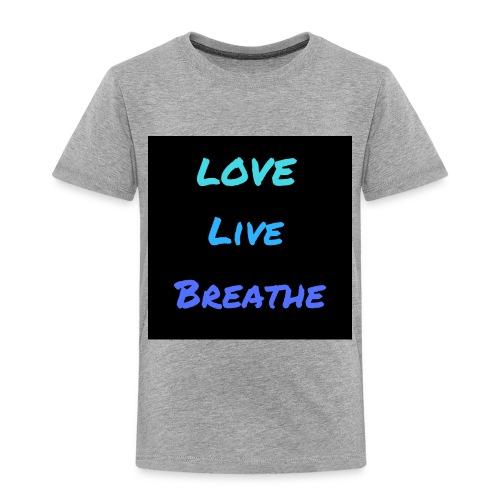 The Day Shift Academy Blue LLB Design - Toddler Premium T-Shirt