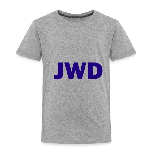 JevWD Merch - Toddler Premium T-Shirt