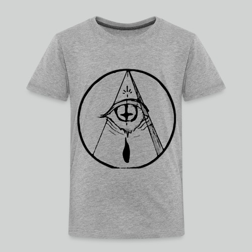 occult eye - Toddler Premium T-Shirt