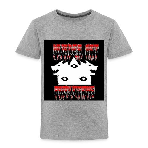 Murder Art Productions/M.A.P. - Toddler Premium T-Shirt