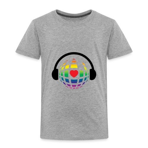 my music world - Toddler Premium T-Shirt