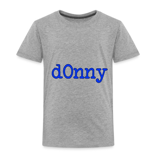 d0nny - Toddler Premium T-Shirt