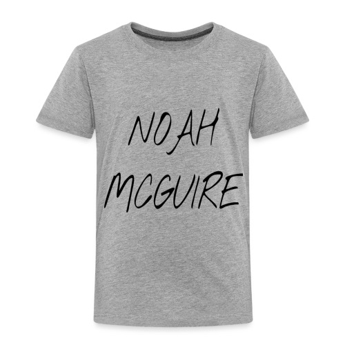 Noah McGuire Merch - Toddler Premium T-Shirt