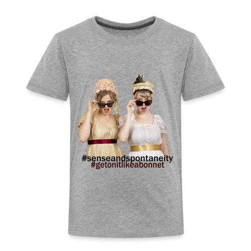 Shady Ladies - Toddler Premium T-Shirt