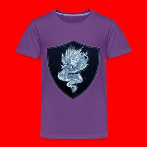 XMidniteDragonX - Toddler Premium T-Shirt