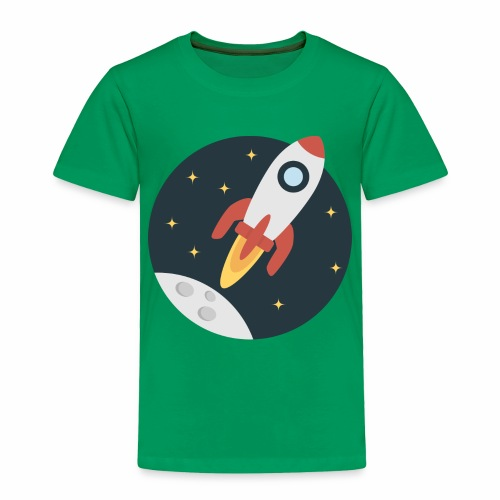 instant delivery icon - Toddler Premium T-Shirt