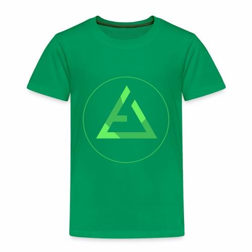 crypto logo branding - Toddler Premium T-Shirt