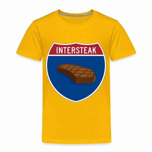 Intersteak - Toddler Premium T-Shirt