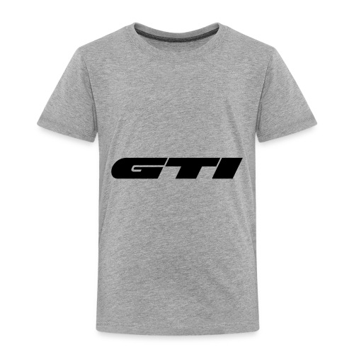 GTI - Toddler Premium T-Shirt